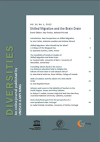 article on brain drain